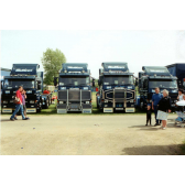 Circa 1993-4 VKJ and others at Truckfest
